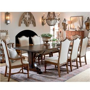 Drexel Heritage® Viage  Table and Cahri Set