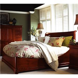Durham Chateau Fontaine Euro Bed