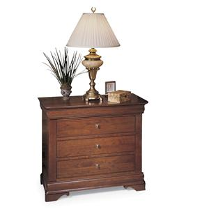 Durham Chateau Fontaine Bedside Chest