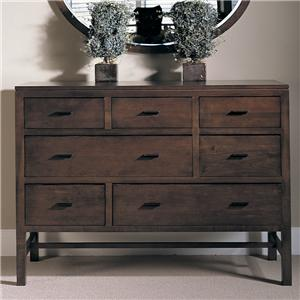 Durham Soma  Seven Drawer Chest