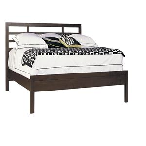 Durham Soma  Asian Headboard/Panel Footboard