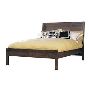 Durham Soma  Panel Bed