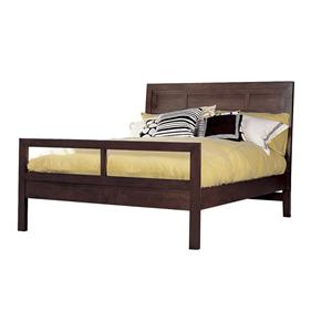 Durham Soma  Panel Headboard/Asian Footboard