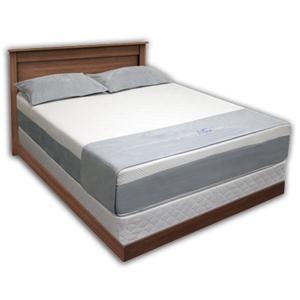 """Easy Rest Luxor-Pedic Luxor-Pedic 12 """" Queen Memory Foam"""