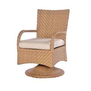 Ebel Avignon Dining Swivel Rocker Arm Chair