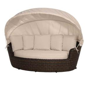 Ebel Dreux Daybed with Canopy Hardware
