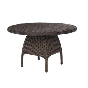 Ebel Dreux 48 Inch Round Dining Table