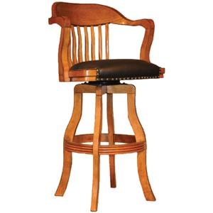 E.C.I. Furniture Champion 7045 Champion Swivel Barstool