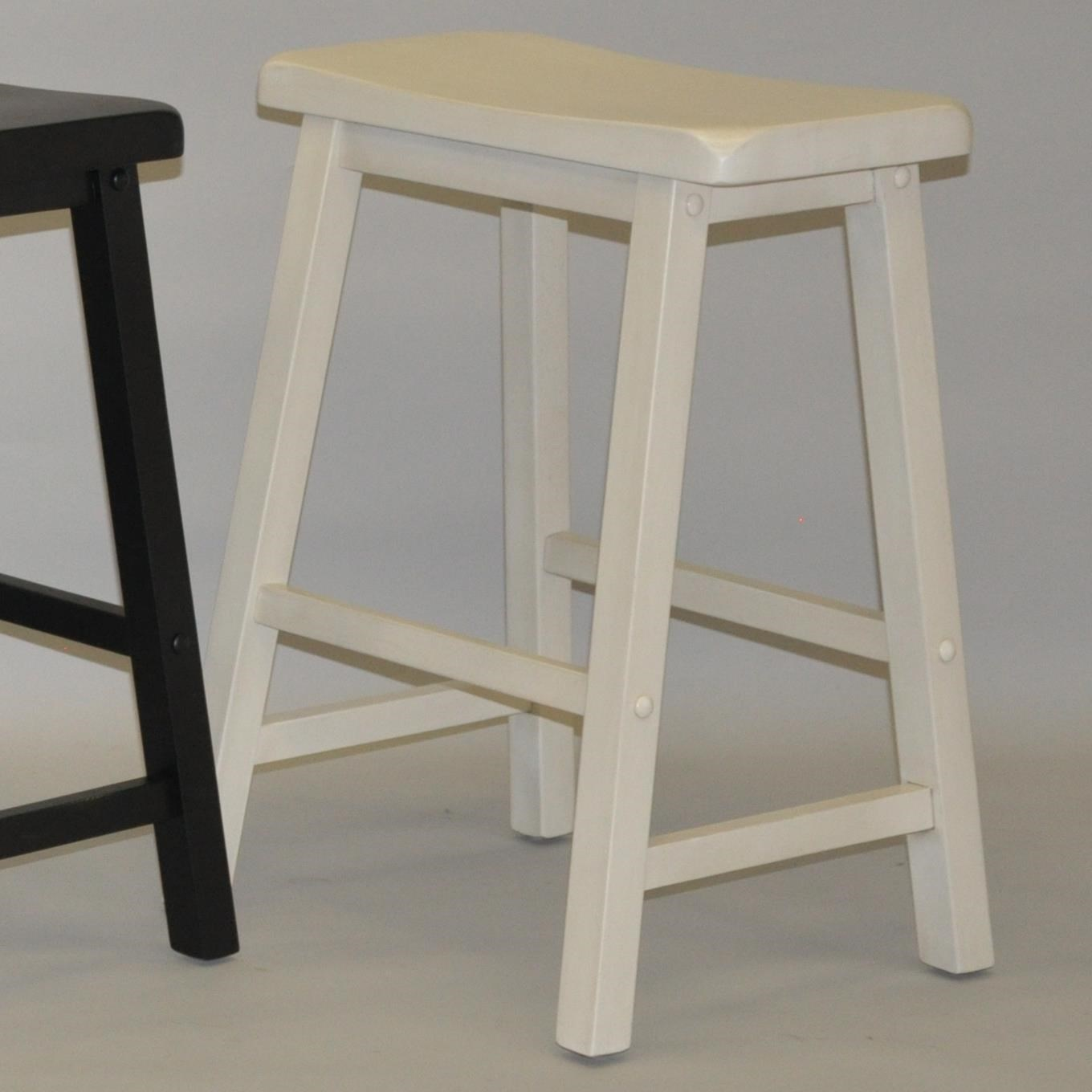 antique white bar stools. Kitchen Island With 4 Antique White Barstools Bar Stools