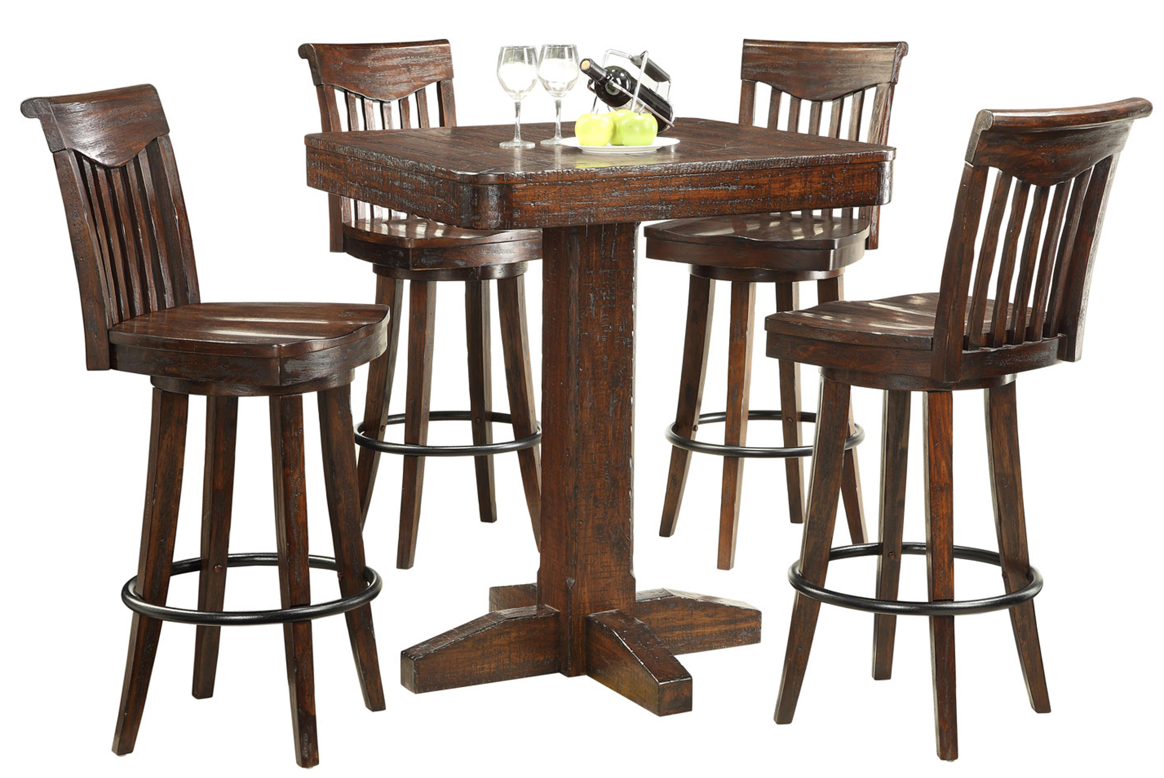 Captivating Dining Pub Table