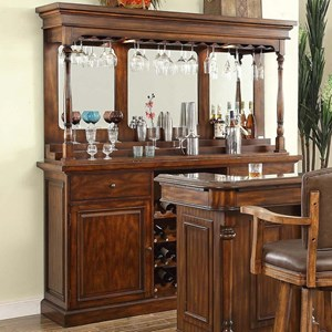 Traditional Back Bar Base