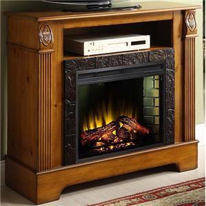 Elements International Bryant Fireplace