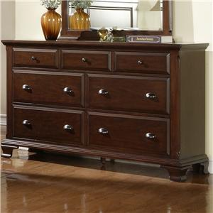 Elements International Canton Dresser