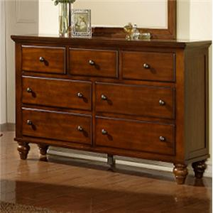 Elements International Chatham Dresser
