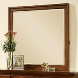 Elements International Cambridge Dresser Mirror