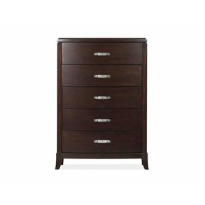 Elements International DELANEY Chest of Drawers