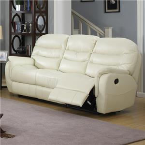 Elements International Grant Casual Motion Sofa