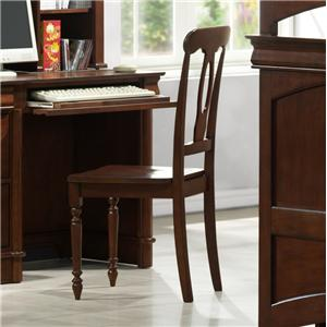 Elements International Taylor  Desk Chair