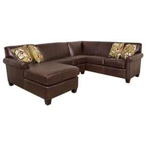 England Lilly Sectional Sofa