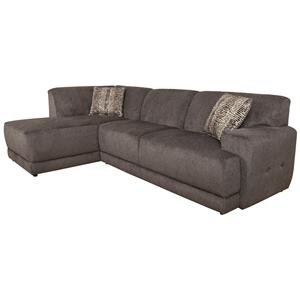 England Cole  Sectional Sofa with Left Facing Chaise