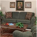 England Conner Casual Queen Sleeper Sofa - Sofa Shown May Not Represent Exact Features Indicated