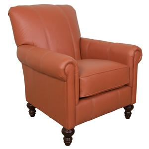 England Linden Upholstered Traditional Chair