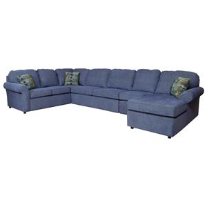 England Malibu 6-7 Seat (right side) Chaise Sectional