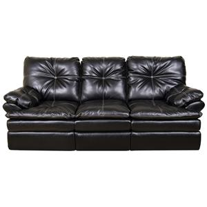 England Miranda and Lloyd  Double Reclining Sofa with Power