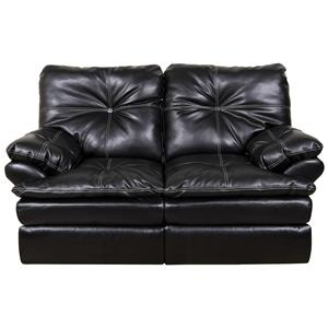 England Miranda and Lloyd  Double Reclining Loveseat