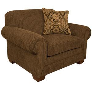 England Monroe Chair & a Half