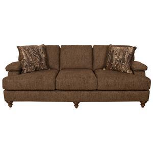 England Morgan Sofa with Bun Feet