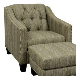 England Norvell Arm Chair