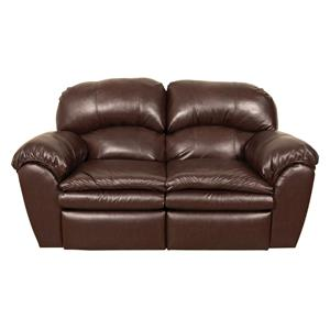 England Oakland Double Reclining Loveseat with POWER