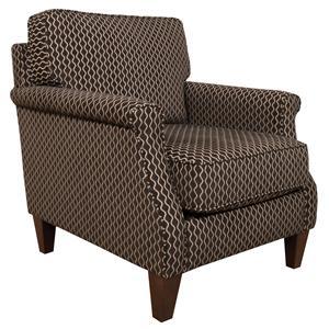 England Sigmond  Arm Chair