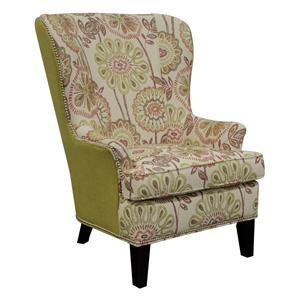 England Smith Living Room Arm Chair