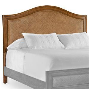 Hooker Furniture Windward Queen Raffia Headboard