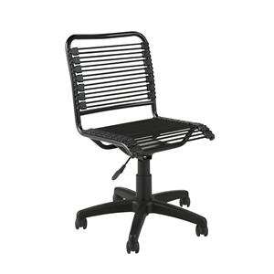 Loft Living Home Office Bungie Low Back Office Chair