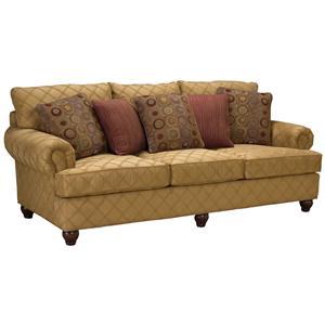 Fairfield 3738 Stationary Sofa