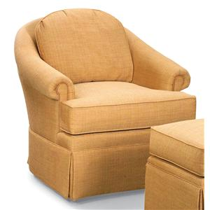 Fairfield Chairs Stationary Barrel Chair