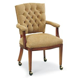 Fairfield Chairs Button Tufted Occasional Chair