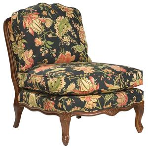 Fairfield Chairs Traditional Armless Lounge Chair