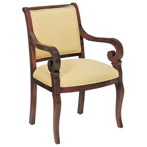 Fairfield Chairs Unadorned Accent Chair