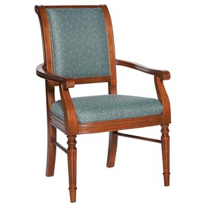 Fairfield Chairs Picture Frame Arm Chair