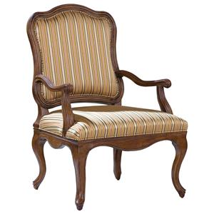 Fairfield Chairs Accent Chair with Curving Frame