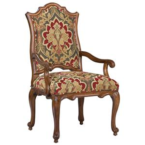 Fairfield Chairs Victorian Accent Arm Chair
