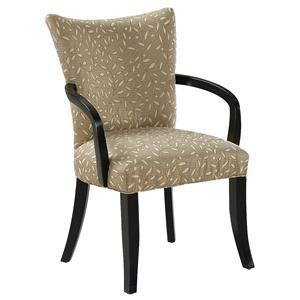 Fairfield Chairs Contemporary Arm Chair