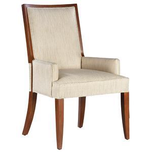 Fairfield Fairfield Dining Chairs Contemporary Dining Room Arm Chair