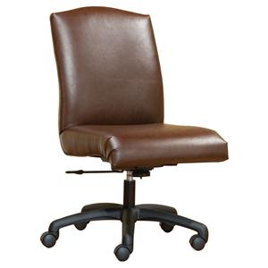 Fairfield Office Furnishings  Armless Swivel Chair