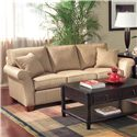 Flair-Arm Sofa