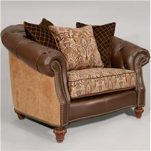 Fairmont Designs Estates II Matching Chair / Plush Caramel
